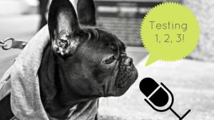 Testing 1,2,3, Image