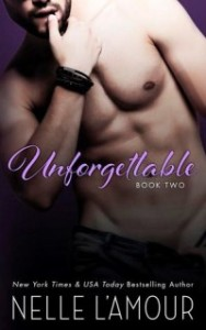Unforgettable Book 2 Cover Pic
