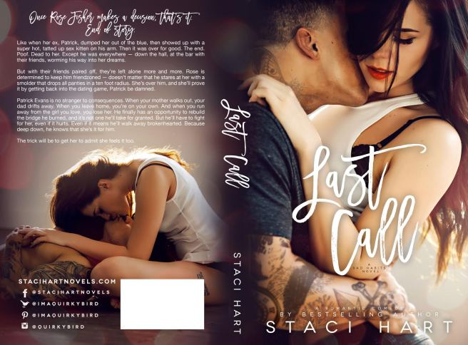 Last Call Cover Wrap