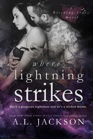 Where Lightning Strikes A.L. Jackson Cover