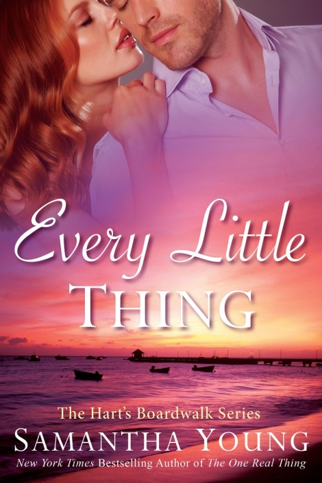 Every LIttle Thing Cover Samantha Young