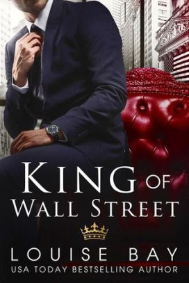 King of Wall Street Louise Bay Cover