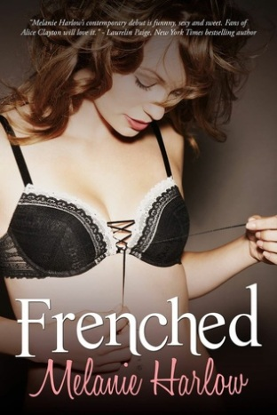 www-dgbookblog-comfrenched-melanieharlow-cover