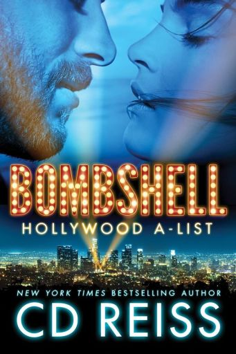 Bombshell CD Reiss Cover