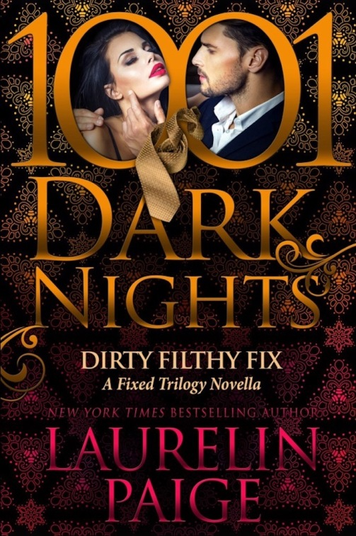 www.dgbookblog.com:dirtyfilthyfix.laurelinpaige.cover