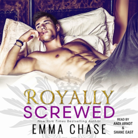 Royally Screwed Audio Cover