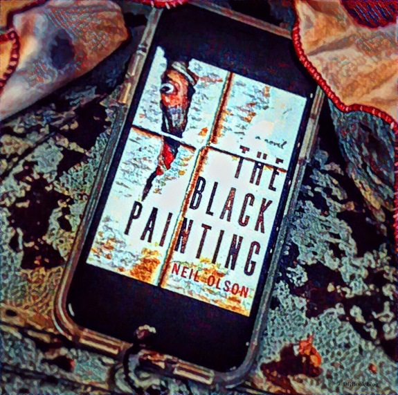 www.dgbookblog.com:the.black.painting.neil.olson.