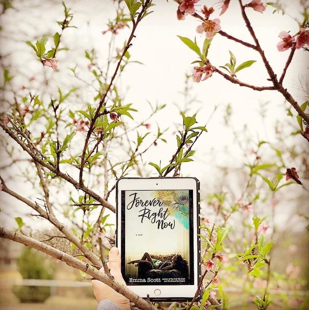 www.dgbookblog.com:forever.right.now.emma.scott.pond