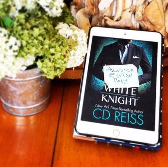 www.dgbookblog.com:white.knight.CDReiss.insta