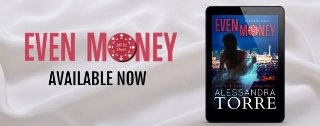 www.dgbookblog.com:Even Money Available Now copy
