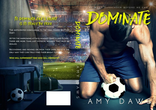 www.dgbookblog.com:Dominate Full Wrap