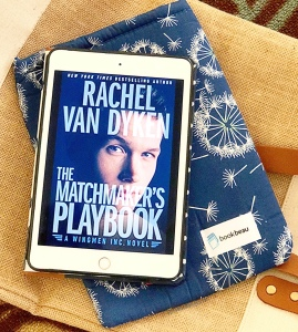 www.dgbookblog.com:the.matchmakers.playbook.rachel.van.dyken.cover
