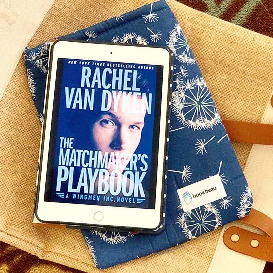 www.dgbookblog.com:thematchmakersplaybook.rachel.van.dyken.insta