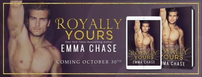 www.dgbookblog.com:RoyallyYours Oct30banner
