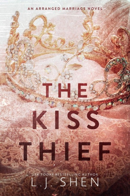 www.dgbookblog.com:The Kiss Thief Cover