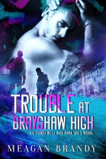 www.dgbookblog.com:trouble.at.brayshaw.high.meagan.brandy.cover