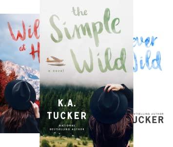 www.dgbookblog.com:Simple.Wild.Series.K.A.Tucker.covers